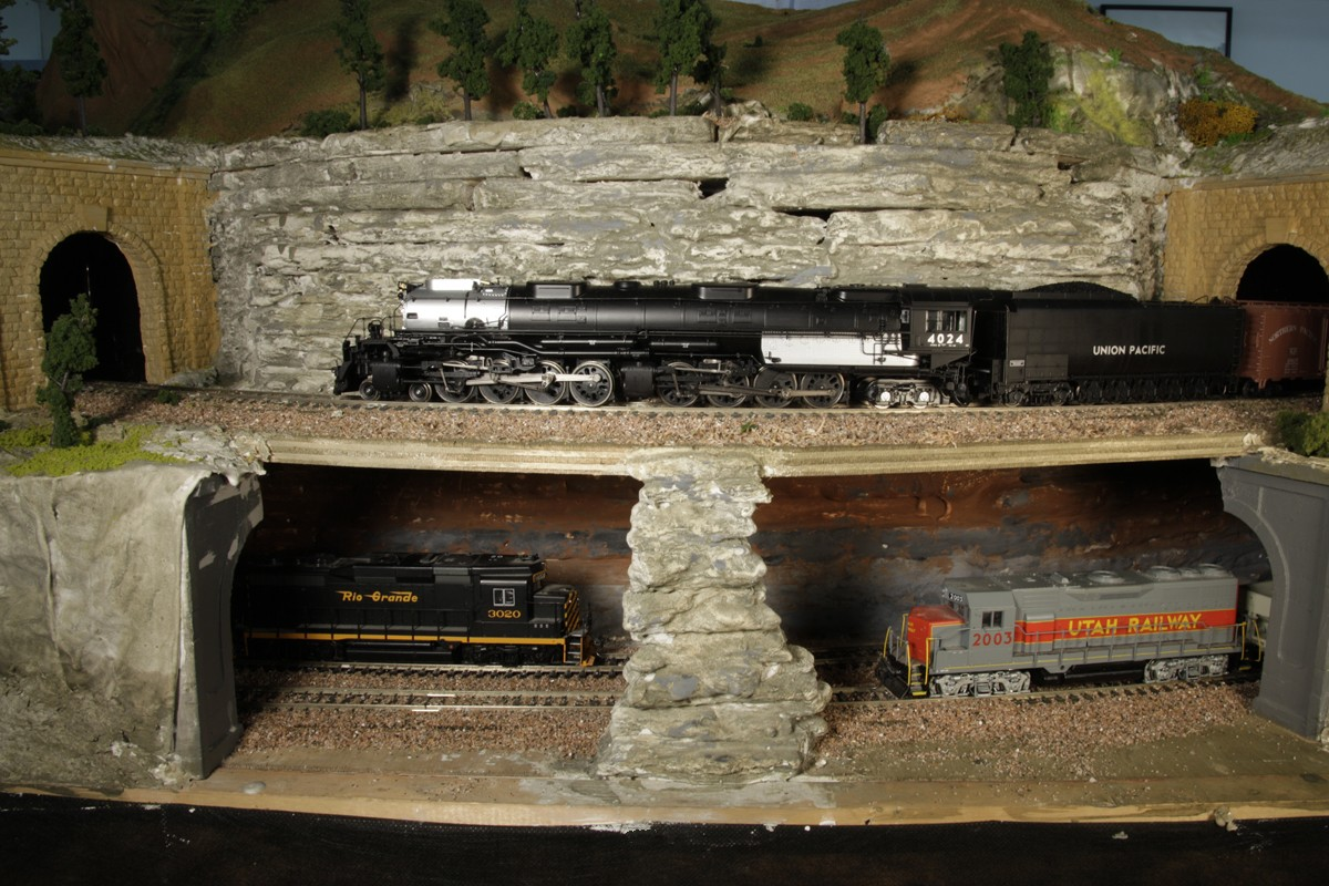 HO-Scale Layout