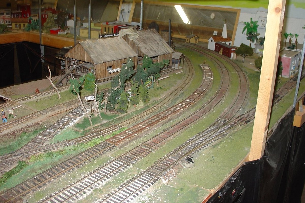 O-Scale Layout